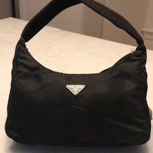 Prada Pouchette Handbag